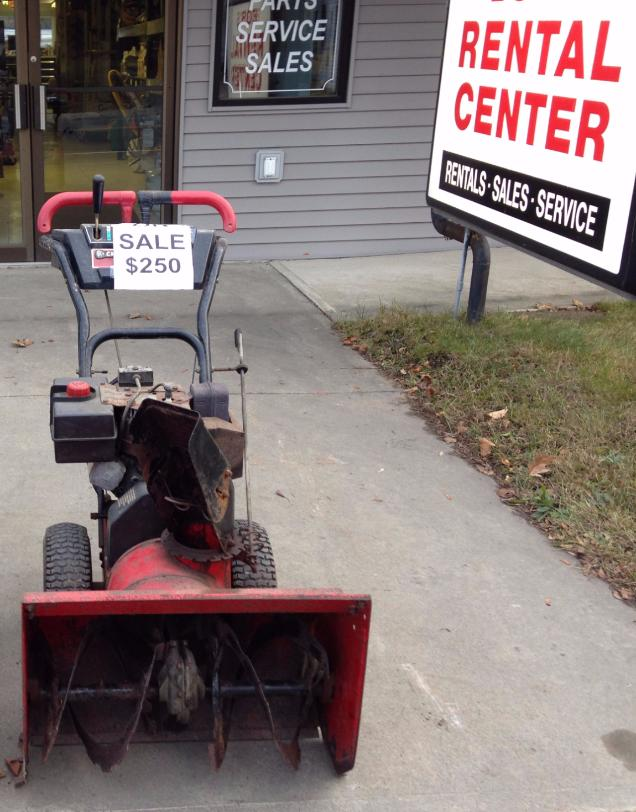 Sand For Sale >> Bob's Rental Center - West Sand Lake NY